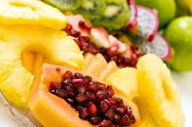 frutas para el vph