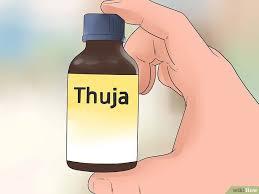 Aceite de Thuja para eliminar el VPH y las verrugas genitales