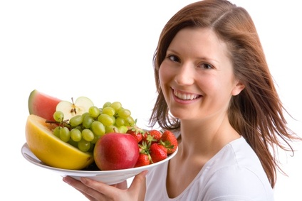 Frutas y verduras para el herpes