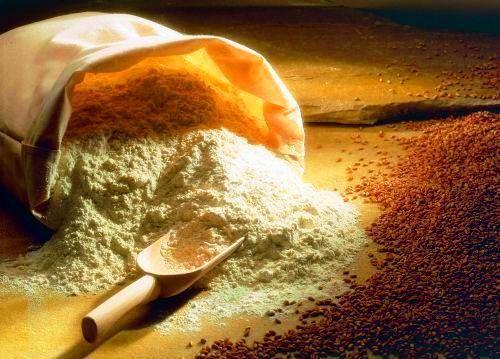 Harina de trigo y el herpes
