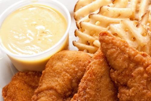 Alimentos fritos malos para el vph